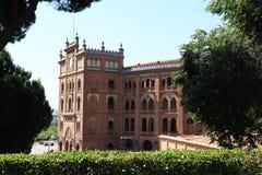 Plaza de Toros, Madrid, Spagna fotografia stock libera da diritti