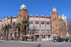 Plaza de Toros Monumental Στοκ φωτογραφία με δικαίωμα ελεύθερης χρήσης