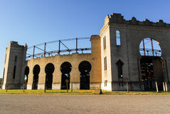 Plaza de toros Real de San Carlos - Colonia del Sacramento, Urug Royalty Free Stock Photo