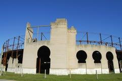 Plaza de Toros Real de San Carlos - Colonia Del Sacramento - Uruguay foto de archivo libre de regalías