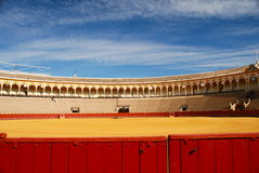 Plaza de Toros, Sevilla, Spain Royalty Free Stock Photos