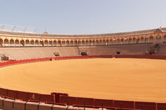 Plaza de Toros in Seville Royalty Free Stock Images