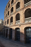 Plaza de toros in Valencia, Spain. Stock Images