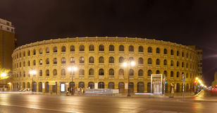 Plaza de toros in  Valencia, Spain Stock Photography