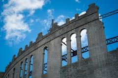 Plaza de toros Verklig de San Carlos royaltyfria foton