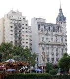Plaza del Congreso Royalty-vrije Stock Fotografie
