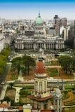 Plaza del Congresso, Μπουένος Άιρες Στοκ Εικόνες