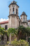 Plaza del Cristo πλατεία στην Αβάνα, Κούβα Στοκ φωτογραφία με δικαίωμα ελεύθερης χρήσης