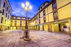 Plaza del Mercado del Fontà ¡ ν Λα Στοκ Εικόνες