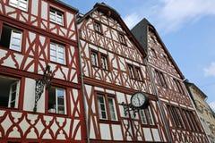 Plaza del mercado del Trier alemania Fotos de archivo libres de regalías