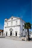 Plaza del mercato - Palmanova Fotografia Stock Libera da Diritti