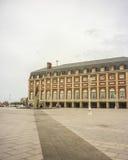 Plaza del Milenio en marzo del Plata Foto de archivo