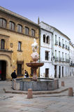 Plaza del Potro Royalty Free Stock Images