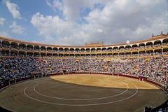 Plaza del Toros de Las Ventas, Madrid Fotografía de archivo