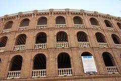 Plaza del Toros - Valencia Royalty Free Stock Photo