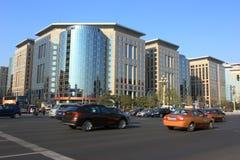 Plaza di Pechino Orientale Immagine Stock