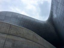 Plaza di progettazione di Dongdaemun fotografie stock
