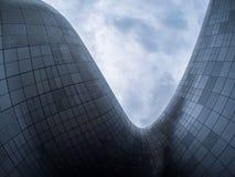 Plaza di progettazione di Dongdaemun immagine stock