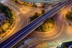 Plaza do negócio de Xiamen Mingfa, China imagem de stock royalty free