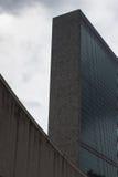 Plaza do UN Imagens de Stock