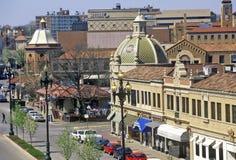 The Plaza, downtown Kansas City, MO Royalty Free Stock Photos