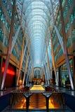 Plaza en Toronto Fotos de archivo