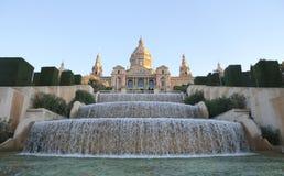 plaza espana της Βαρκελώνης Στοκ φωτογραφίες με δικαίωμα ελεύθερης χρήσης