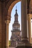 Plaza espana Stock Images