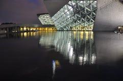 Plaza för stad för Guang zhou stadsblomma Royaltyfria Bilder