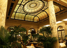 Plaza Hotel Royalty Free Stock Images