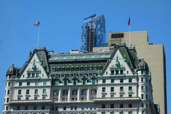 Plaza Hotel Royalty Free Stock Photos