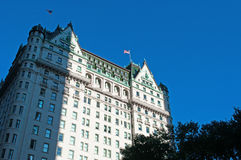 The Plaza hotel, New York Stock Photo
