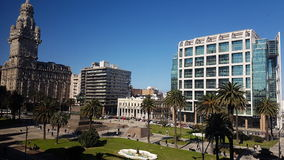 Plaza Independencia Imagens de Stock Royalty Free