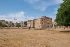 Plaza Magione en Palermo Fotografía de archivo libre de regalías