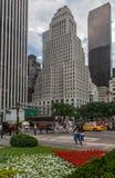 Plaza magnífica New York City del ejército Fotografía de archivo libre de regalías