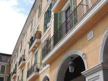 Plaza Major in Palma de Mallorca Royalty Free Stock Photo