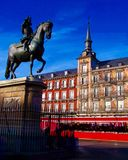 Plaza Major Stock Image
