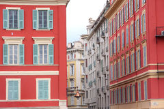 Plaza Massena in Nice, France Stock Photography