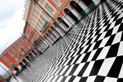 Plaza Massena Square Royalty Free Stock Photography