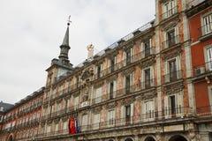 Plaza Mayor. An image of Plaza Mayor in Madrid, Spain Stock Photo