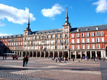 Plaza Mayor Stock Image
