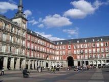 Plaza mayor Stock Image