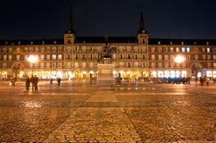 Plaza Mayor Royalty Free Stock Images