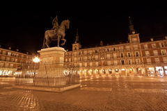 Plaza Mayor Stock Photos