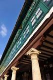 Plaza Mayor of Almagro, Spain Stock Photography