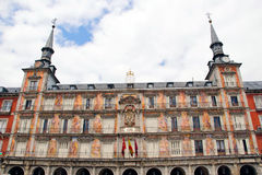 Plaza Mayor, Madrid Stock Images