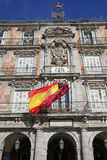 Plaza Mayor. Madrid Stock Image