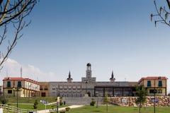 Plaza Mayor of Madrid, in Europa Park Royalty Free Stock Photography