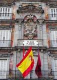 Plaza Mayor, Madrid, Spain Stock Image