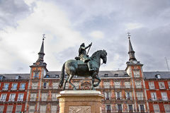 Plaza Mayor Stock Images